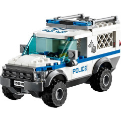 LEGO City 60048 - Jednotka policejního psovoda