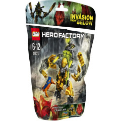 LEGO Hero Factory 44023 Pásák Rocka obal