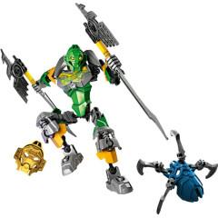 LEGO Bionicle 70784 - Lewa pán džungle figurky