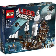 LEGO Movie 70810 Kovovousova mořská lod´ obal