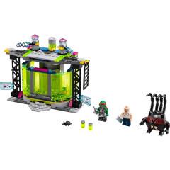 LEGO Želvy Ninja 79119 Mutační komora 1