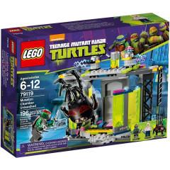 LEGO Želvy Ninja 79119 Mutační komora obal
