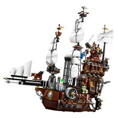 LEGO Movie 70810 Kovovousova mořská lod´