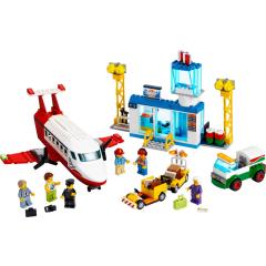 LEGO City 60261 Centrální letiště