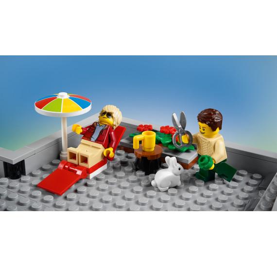 LEGO Creator 10264 Rohová garáž
