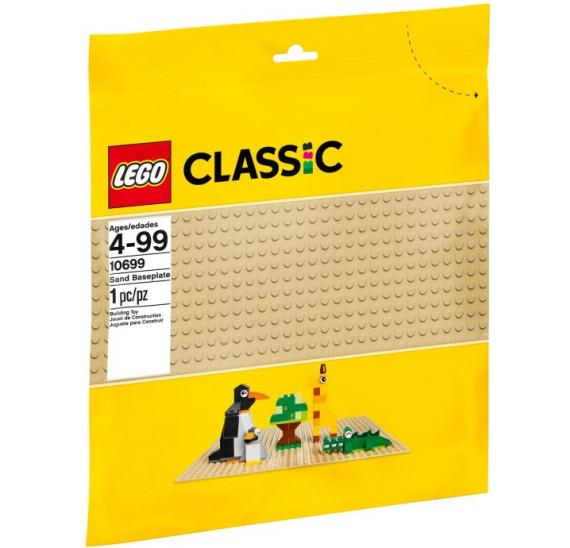 LEGO Classic 10699 - Podložka písková obal