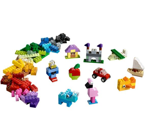 Lego CLASSIC 10713 Kreativní kufřík - detail