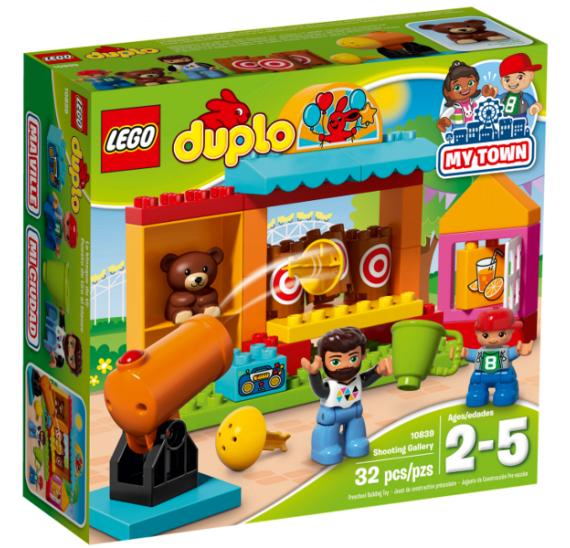 Lego DUPLO 10839 Střelnice - balení