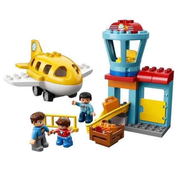 Lego Duplo 10871 Letiště - detail