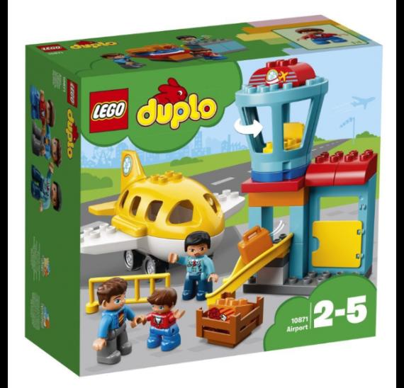 Lego Duplo 10871 Letiště - baleni