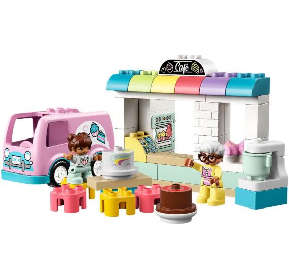 LEGO DUPLO 10928 Pekárna - detail