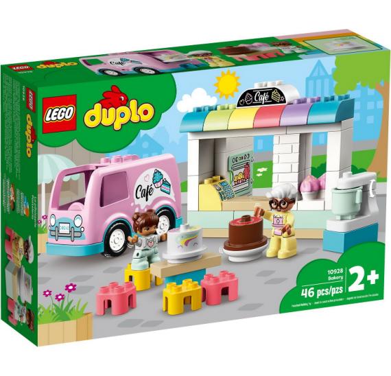 LEGO DUPLO 10928 Pekárna - balení