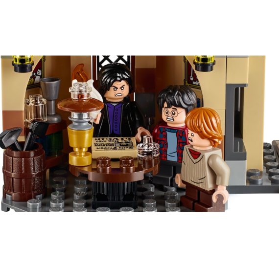 Lego Harry Potter 75953 Bradavická vrba mlátička   - detail 4