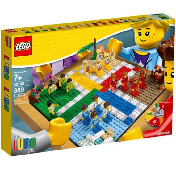 LEGO 40198 Člověče, nezlob se ! - balení