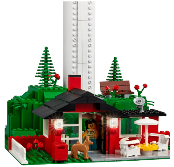 LEGO Creator 10268 Větrná turbína Vestas- detail 2