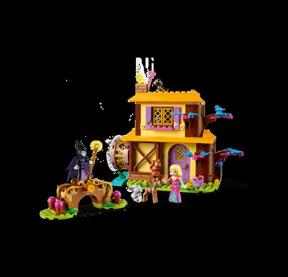 LEGO Disney 43188 Šípková Růženka a lesní chaloupka