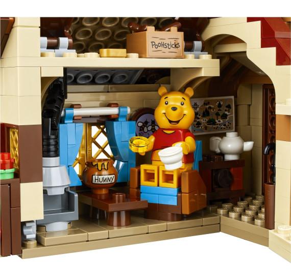 LEGO Ideas 21326 Medvídek Pú