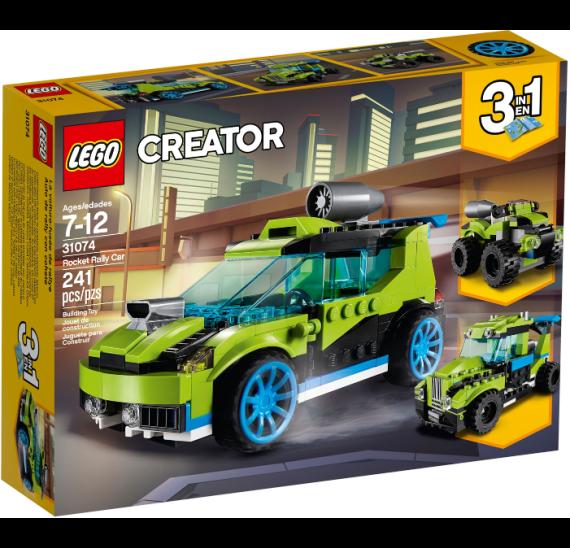 Lego Creator 31074 Závodní auto - baleni
