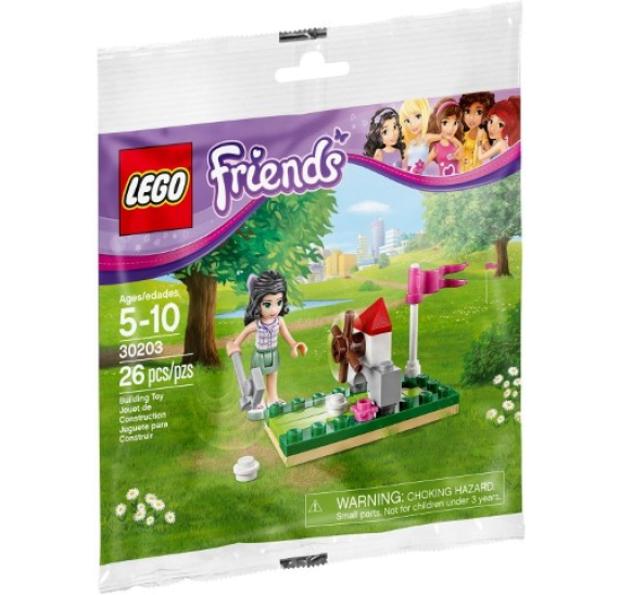 Lego Friends 30203 Mini golf - balení