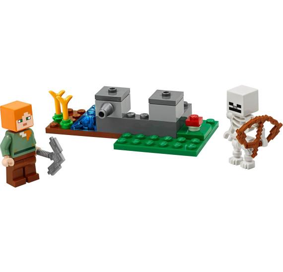 LEGO MINECRAFT 30394 Obrana před kostlivcem