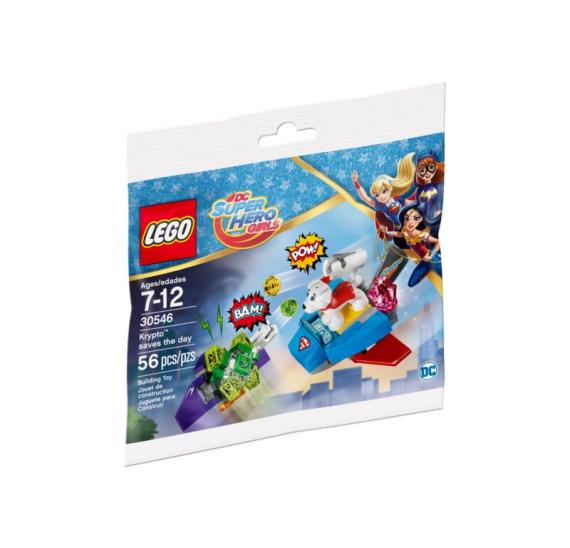 Lego Super Hero Girls 30546 Krypto Saves the Day - balení