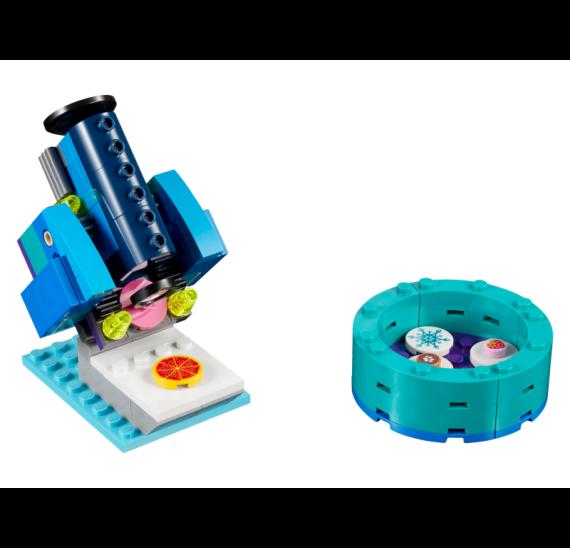 Lego 40314 Zvětšovací přístroj doktorky Lišákové - detail