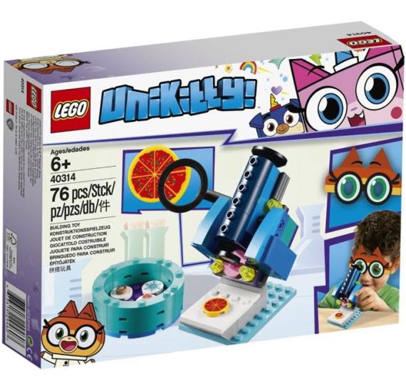 Lego 40314 Zvětšovací přístroj doktorky Lišákové - balení