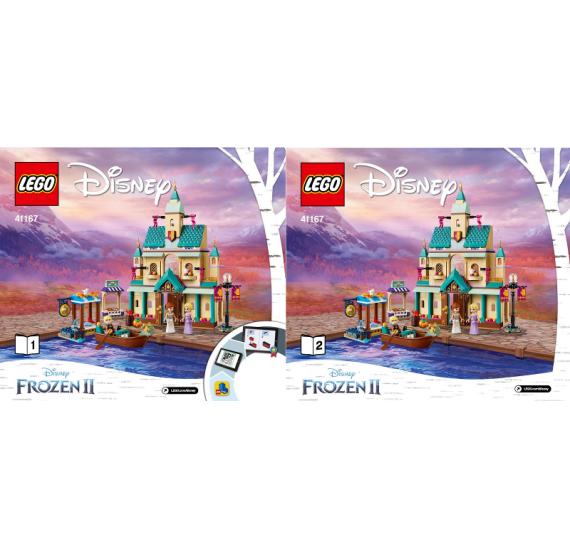 LEGO Disney 41167 Království Arendelle