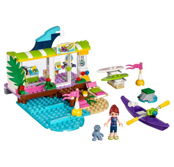 Lego Friends 41315 Surfařské potřeby v Heartlake - detail