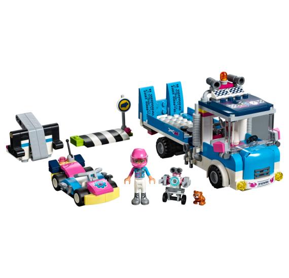 LEGO Friends 41348 Servisní vůz - detail