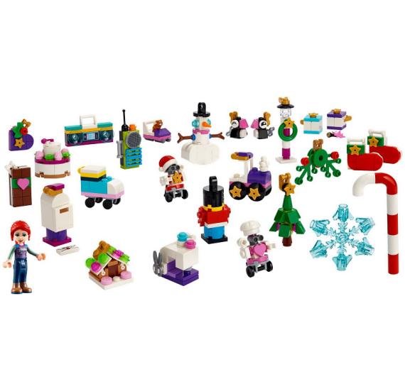 Lego Friends Adventní kalendář Friends 41382 - detail