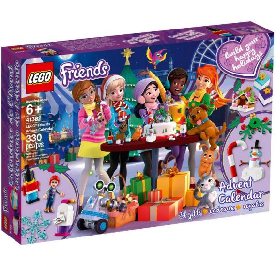 Lego Friends Adventní kalendář Friends 41382 - balení