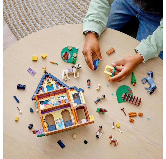 LEGO® Friends 41683 Lesní jezdecké středisko