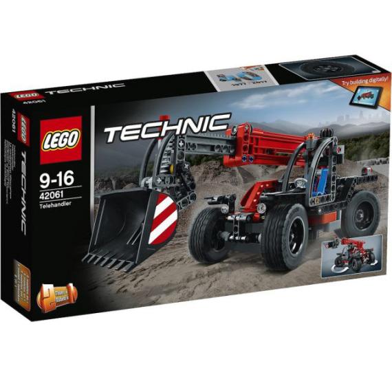 Lego Technic 42061 Nakladač - celé balení