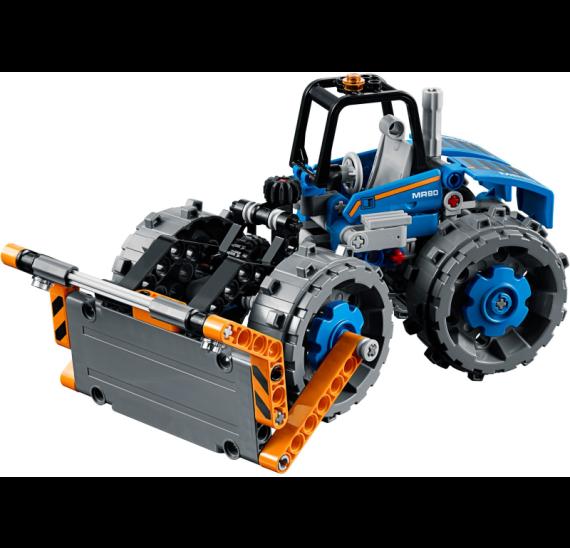 Lego TECHNIC 42071 Buldozer - detail