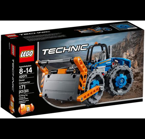 Lego TECHNIC 42071 Buldozer - balení