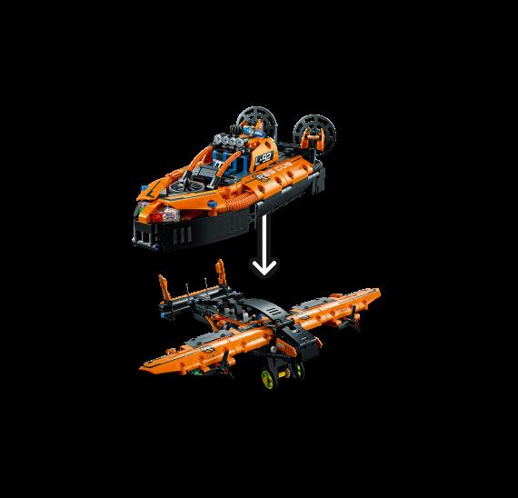 LEGO Technic 42120 Záchranné vznášedlo