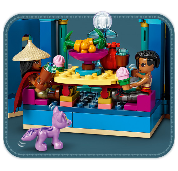 LEGO Disney 43181 Raya a Palác srdce