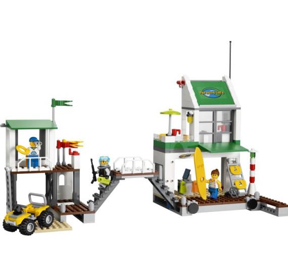 LEGO CITY 4644 Marina obsah