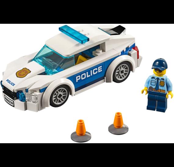 Lego CITY 60239 Policejní auto