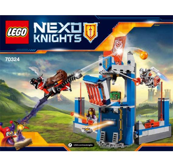 Lego Nexo Knights 70324