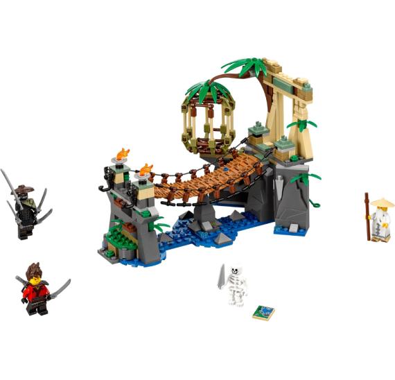 Lego Ninjago 70608 Vodopády Master Falls - detail