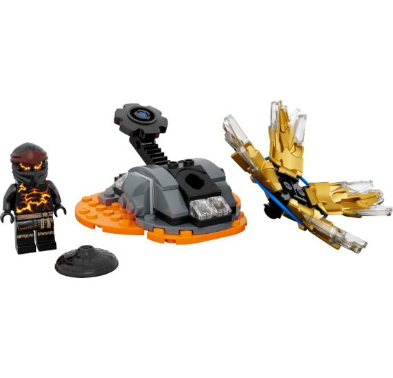LEGO Ninjago 70685 Spinjitzu úder - Cole