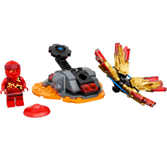 LEGO Ninjago 70686 Spinjitzu úder- Kai