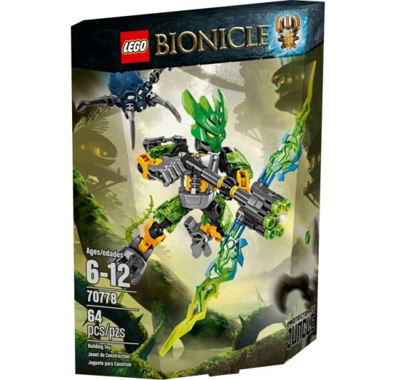 LEGO Bionicle 70778 - Ochránce džungle obal