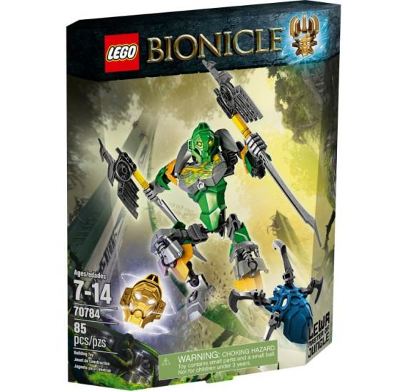LEGO Bionicle 70784 - Lewa pán džungle obal