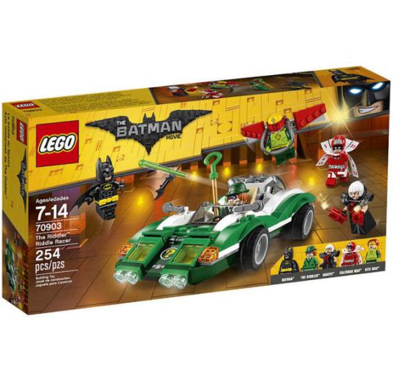Lego Batman 70903 The Riddler Riddle Racer - baleni