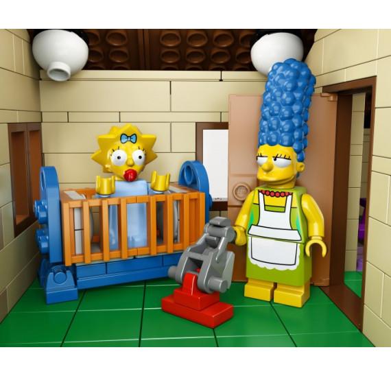LEGO 71006 The Simpsons™ House rodinka