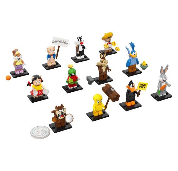 LEGO Minifigurky 71030 - 09 Tasmánský čert