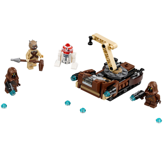 Lego Star Wars 75198 Bitevní balíček Tatooine - detail